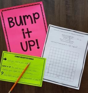 Bump it Up Student Descriptive Feedback